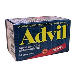 Advil tablets 400 mg