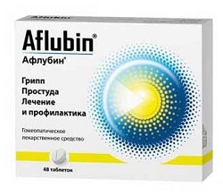 Flu Remedy Aflubin