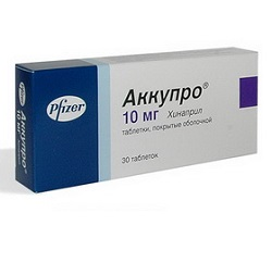 Akkupro tablets 10 mg