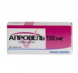 Aprovel tablets 150 mg