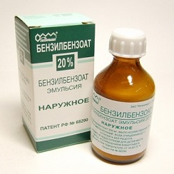 20% Benzyl Benzoate Emulsion