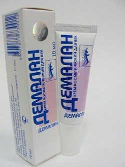 Demalan Eye Cream