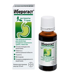 Drops for oral administration Iberogast
