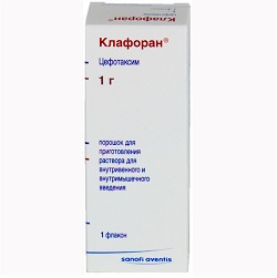 Antibiotic Klaforan