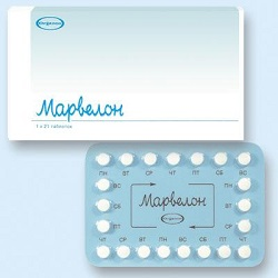 Marvelon tablets