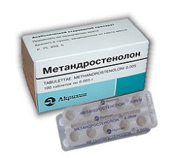 Tablets Methandrostenolone